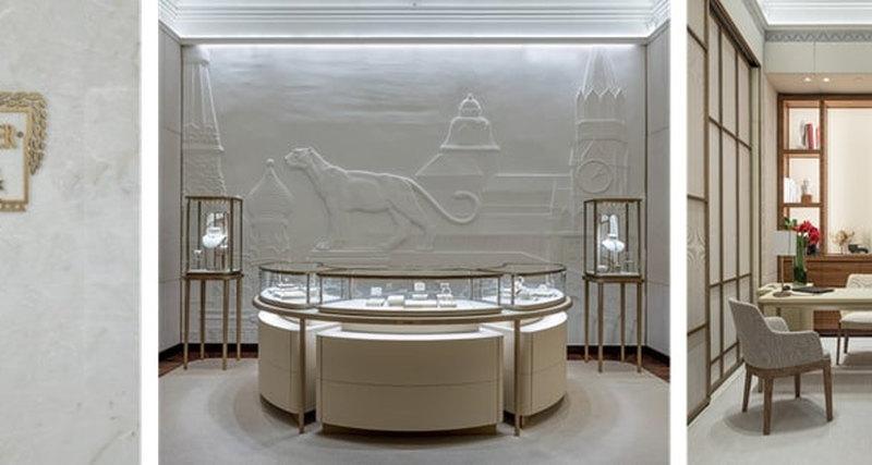 Cartier вГУМе: история обриллиантах спродолжением