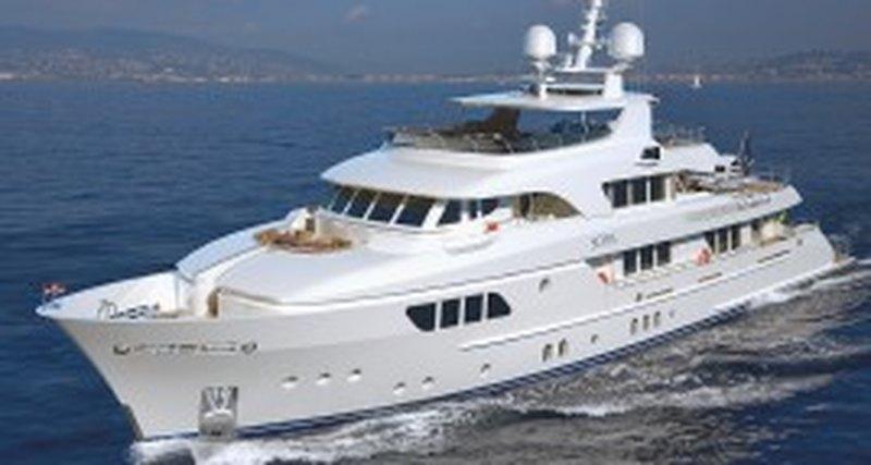 Моторные яхты-2013