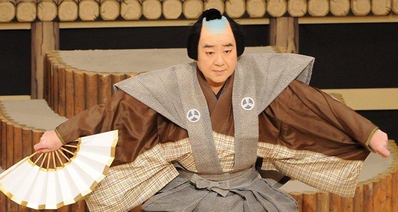 Гастроли театра кабуки
