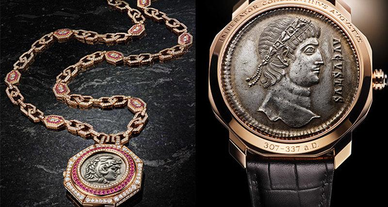«Секретные» часы Bulgari изновой коллекции Festa