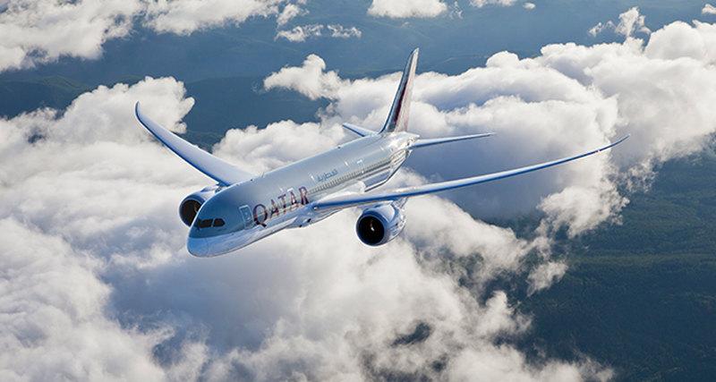 Полёт мечты отQatar Airways