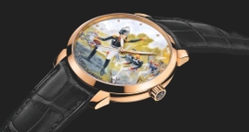 Новая серия часов Ulysse Nardin