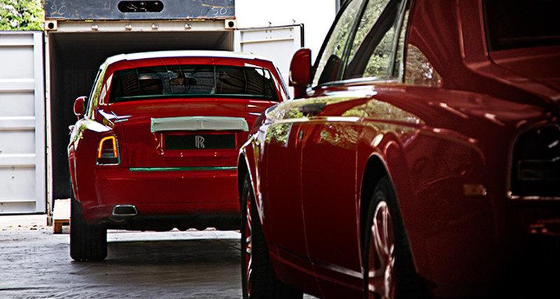 Крупнейший заказ вистории: 30 автомобилей Rolls-Royce Phantom переданы отелю «The 13» вМакао