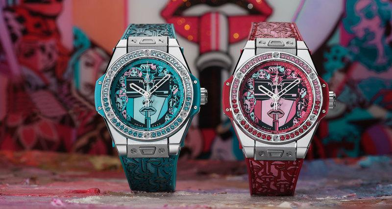 Новые часы Hublot созданы всотрудничестве сМарком Ферреро