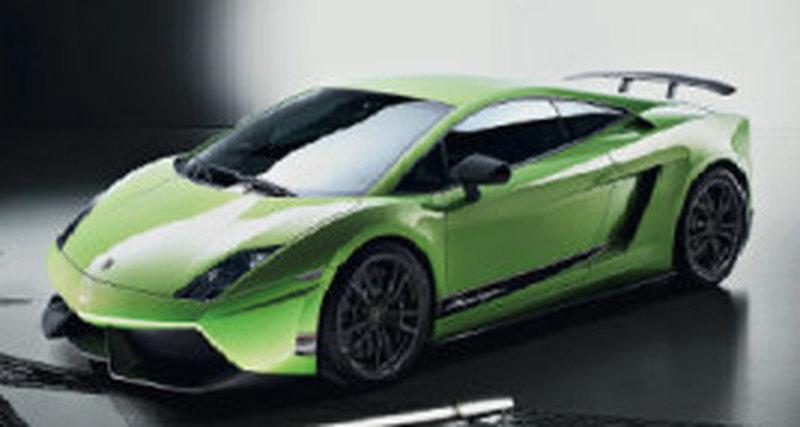 Автомобили: спортивные