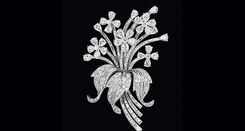 Выставка Art of Clip Van Cleef & Arpels