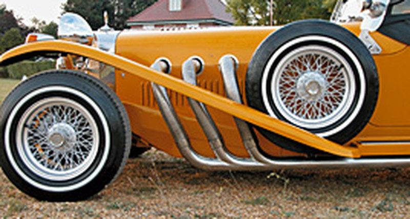 Редчайший коллекционный автомобиль