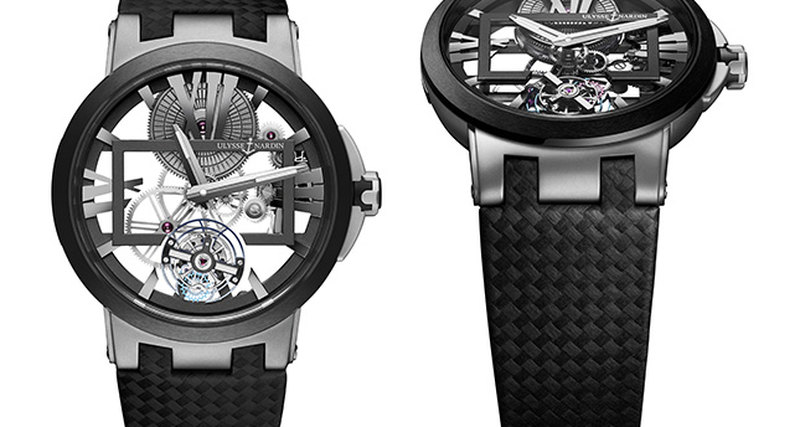 Executive Skeleton Tourbillon