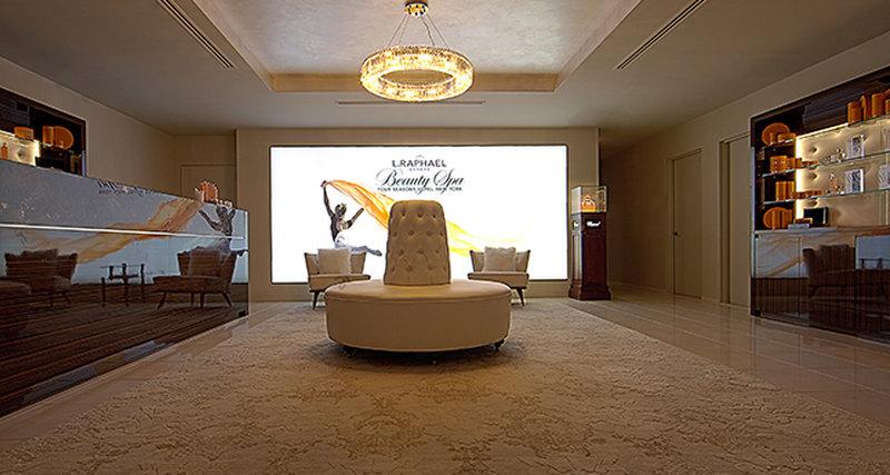 L.Raphael Beauty Spa вFour Seasons Hotel New York признан одним излучших спа-центров мира