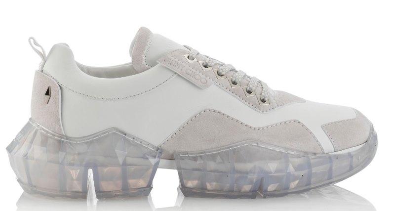 Jimmy Choo представляет новую коллекцию кроссовок