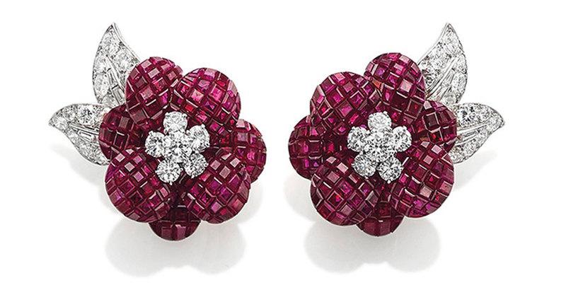 Christie's выставляет коллекцию украшений Принцессы Габриэлы Лейнингенской