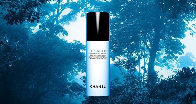 Chanel Blue Serum - экосистема долголетия