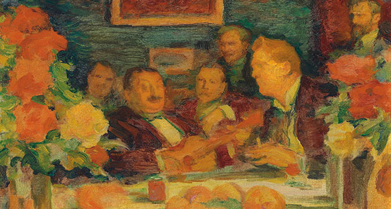 Картина Леонида Пастернака изколлекции Натали Вуд