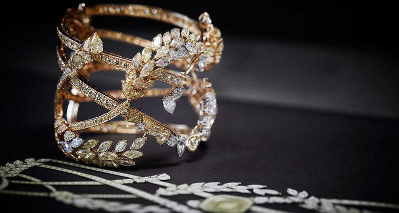 Высокая ювелирная коллекция Les Blés de Chanel