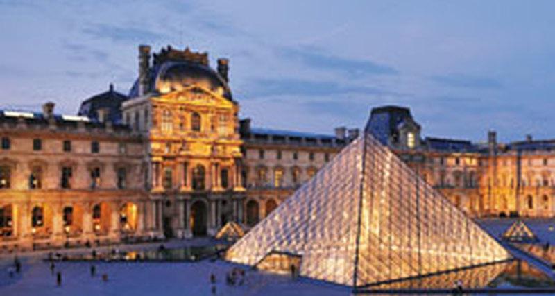 Реставрация Лувра подпатронажем Breguet