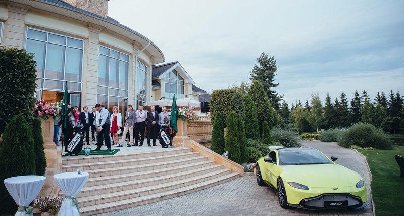 На четвертой встрече клуба RRCC выступил Тихон Смыков (Inventive Retail Group)
