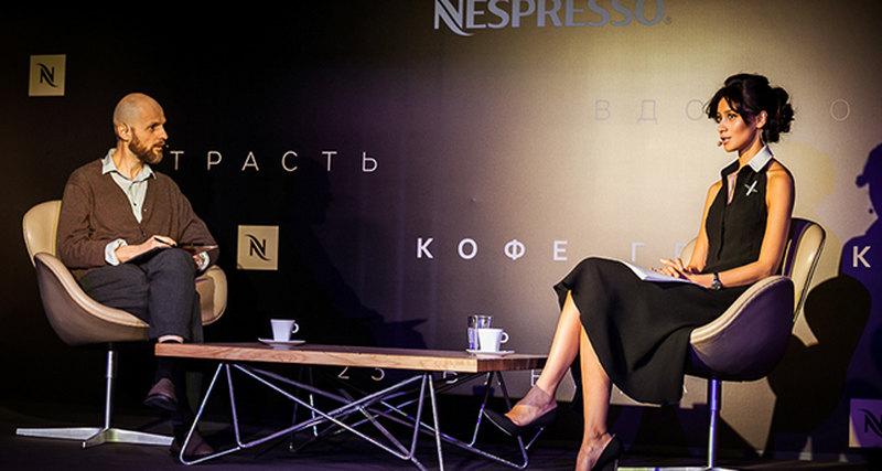 20 апреля состоялось открытие первого флагманского бутика Nespresso
