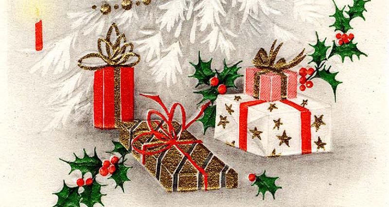 6 безупречных подарков вдухе 1950-х
