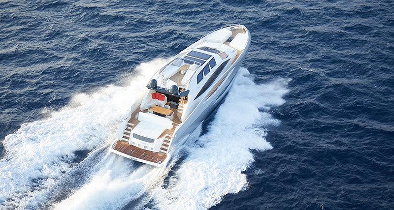 Самую умную яхту вмире представили вЛас-Вегасе