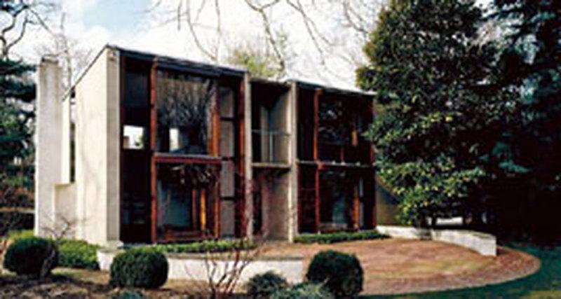 Esherick House Луиса Кана выставлен наторги