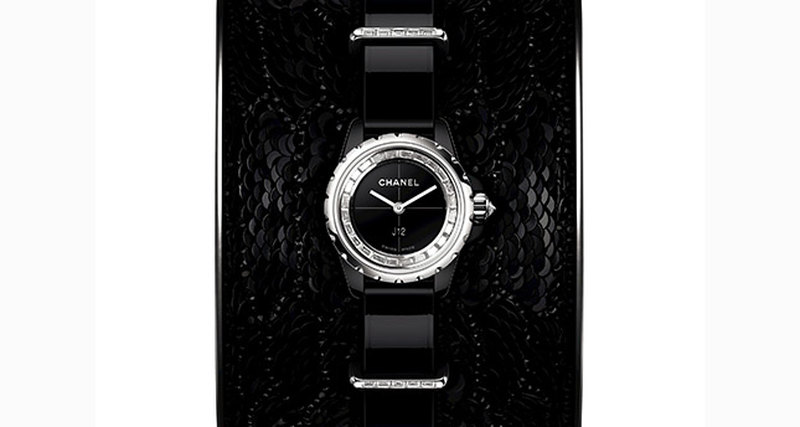 Chanel J12-XS for Only Watch 2017