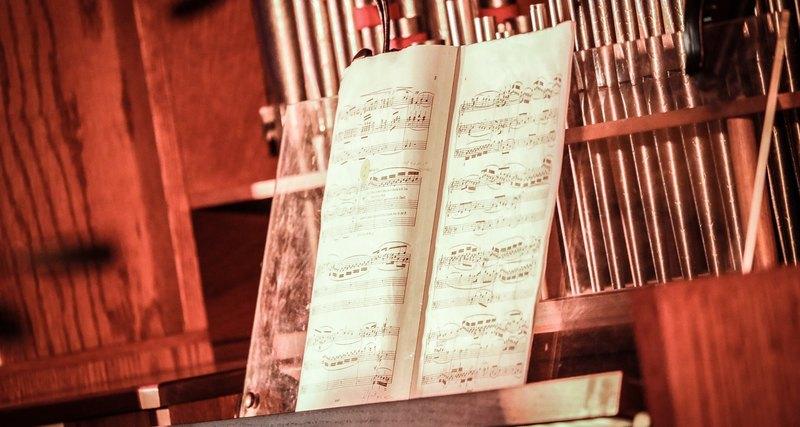 Концерт дляоргана ивосьми саксофонов