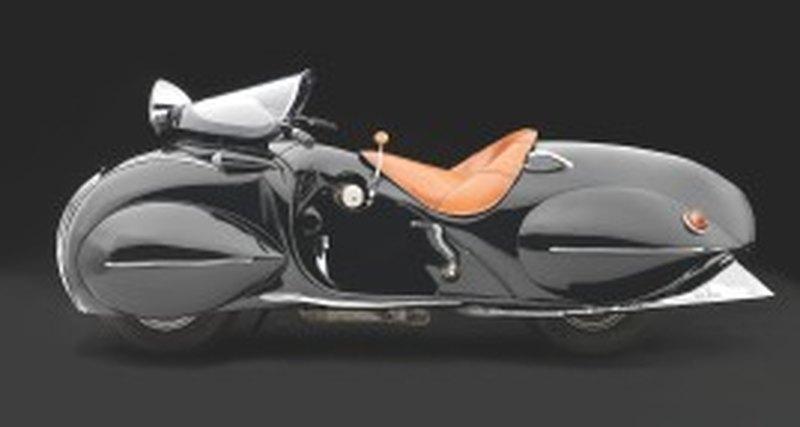 Лучший образец американского мотоциклетного дизайна