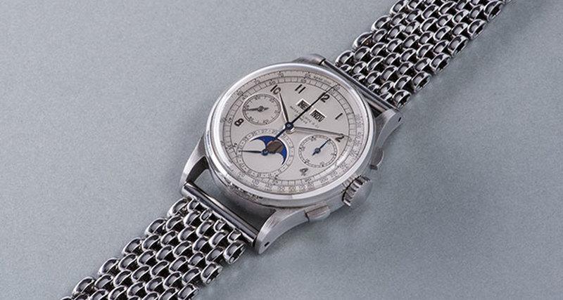 The Geneva Watch Auction: FOUR