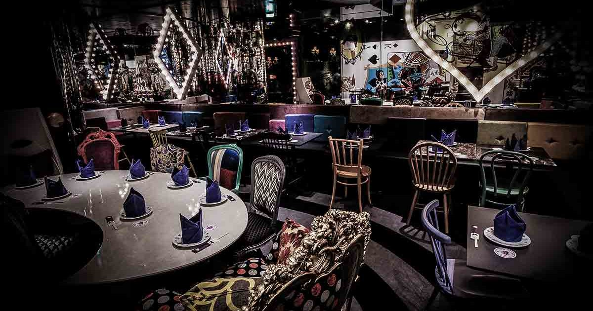 На вкус и цвет: 6 самых необычных ресторанов