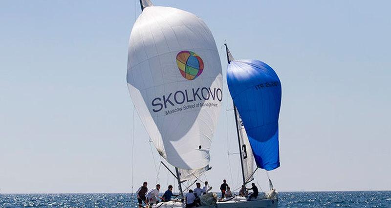 Skolkovo Sailing Trophy 2016