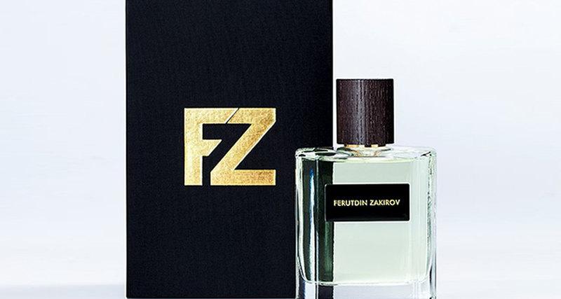К 14 февраля Ferutdin Zakirov представляет новый авторский мужской аромат