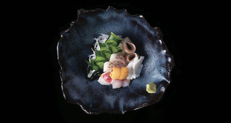 Японская кухня: правила кайсэки