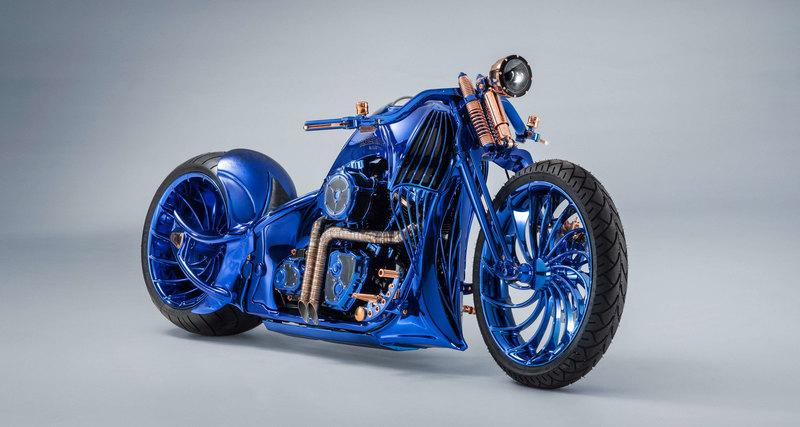 Самый дорогой мотоцикл вмире