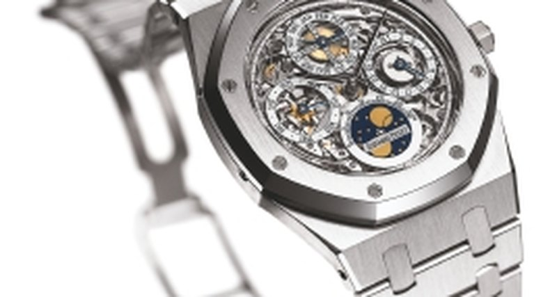 Audemars Piguet Royal Oak Skeleton Perpetual Calendar