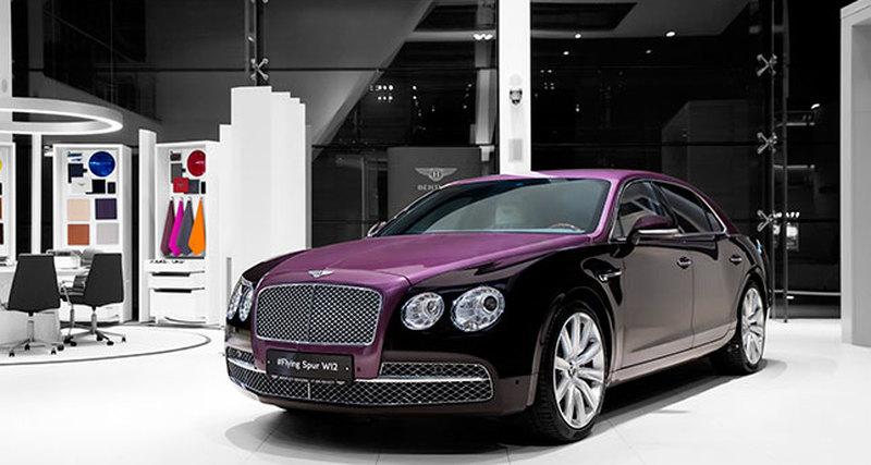 Bentley представляет новые лимитированные серии, выпущенные эксклюзивно дляРоссии