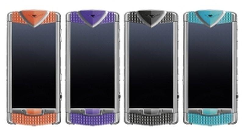 Новый смартфон Vertu