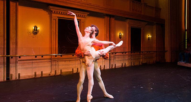 Вечер современного балета сNespresso