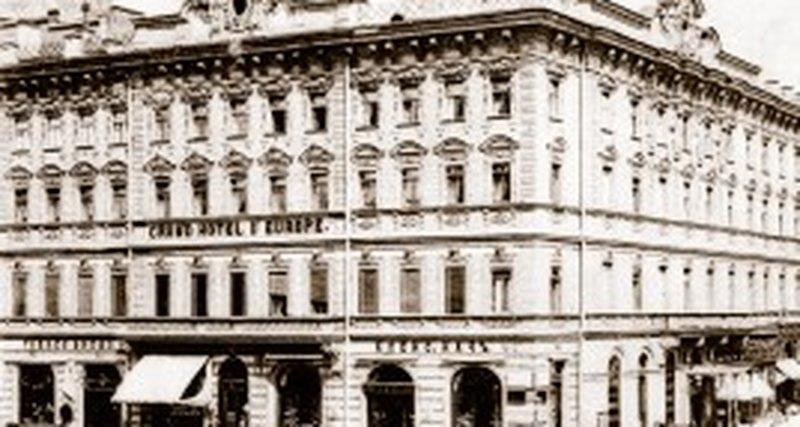 Старейшая гостиница Санкт-Петербурга Гранд Отель Европа отмечает вэтом году своё 140-летие
