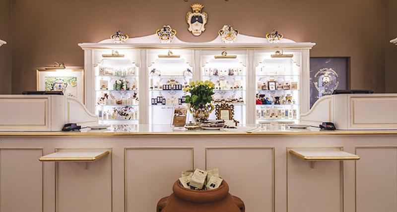 В Москве открылся второй бутик Santa Maria Novella