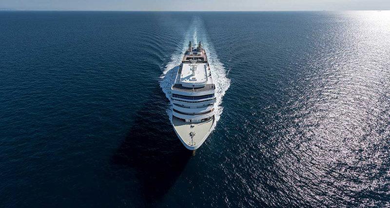 Новый флагман Silversea
