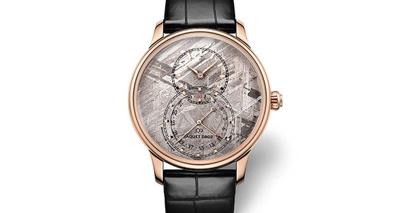 Jaquet Droz предлагает создать часы суникальным «лицом»