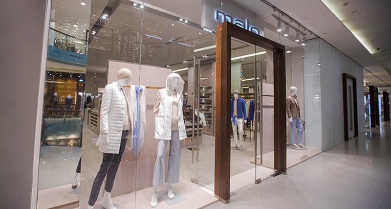 Открытие бутика Malo вГалерее «Времена года»