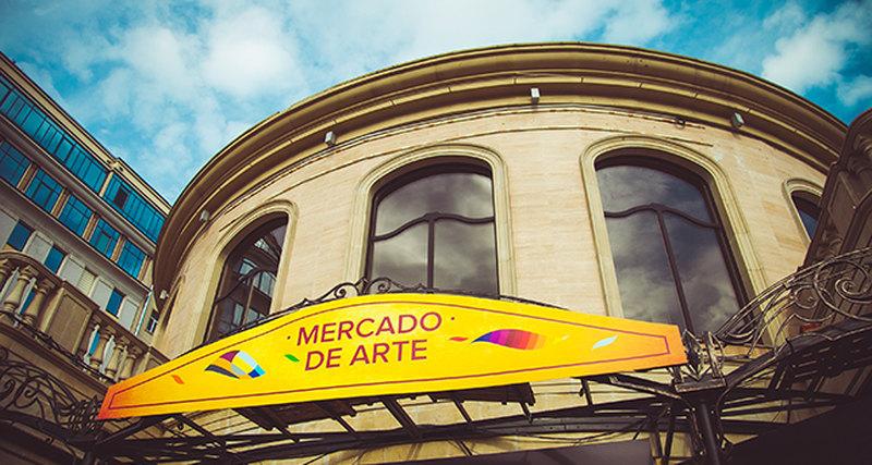 Вечеринка Campo Viejo Mercado de Arte