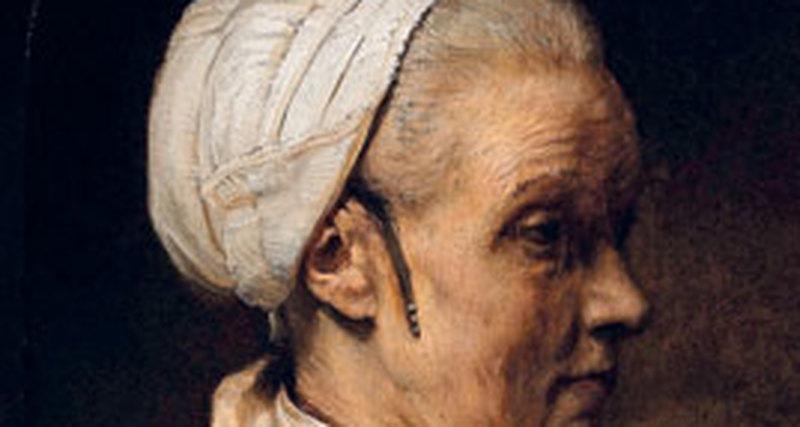 Премьеры-2006: «Портрет женщины вбелом чепце» Рембрандта