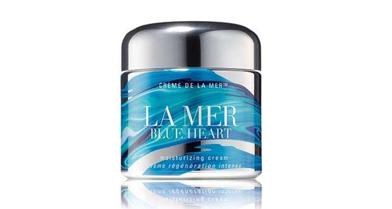 Голубое сердце La Mer