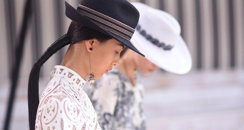 Бекстейдж: съемки кпоказу Dior Cruise 2019