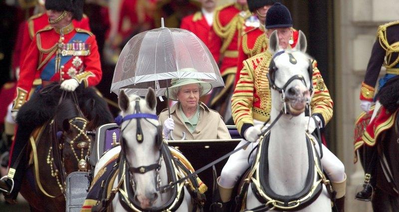 10 правил королевского этикета