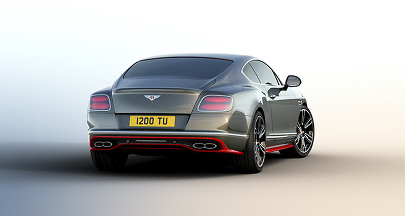 В салонах «Bentley Москва» появилась Bentley Continental GT V8 S Kobra Edition