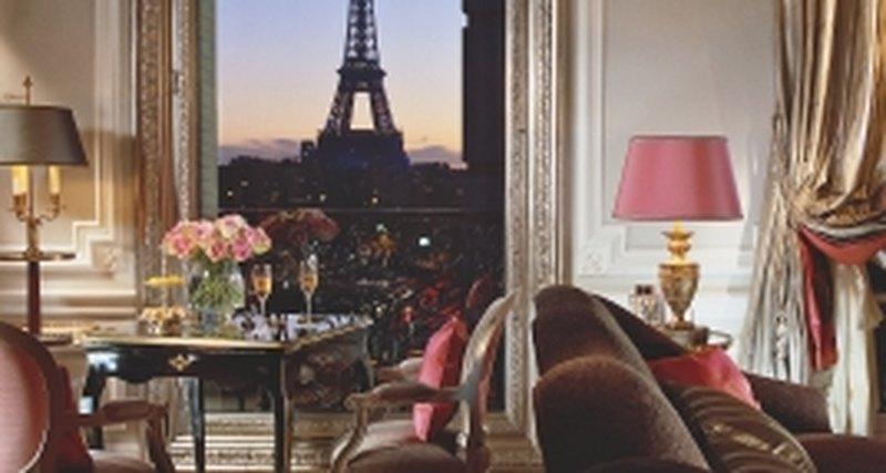 Hotel Plaza Athe`ne`e Paris