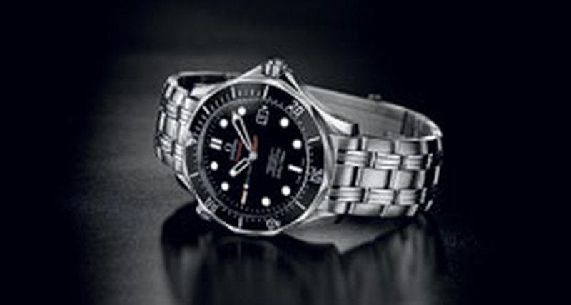 Seamaster Diver 300m James Bond отOmega